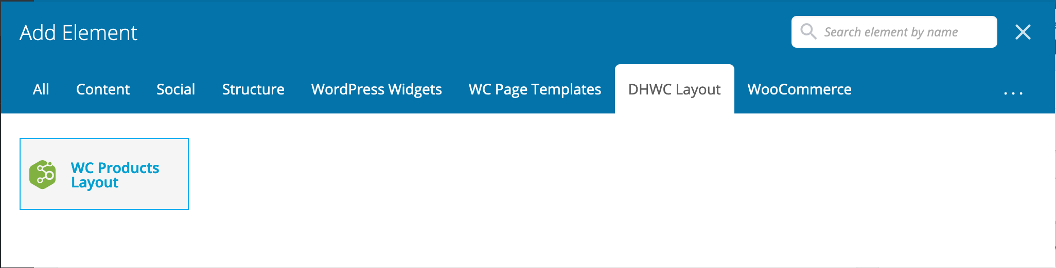 DHWCLayout - Layouts de produtos de comércio Woocommerce - 2