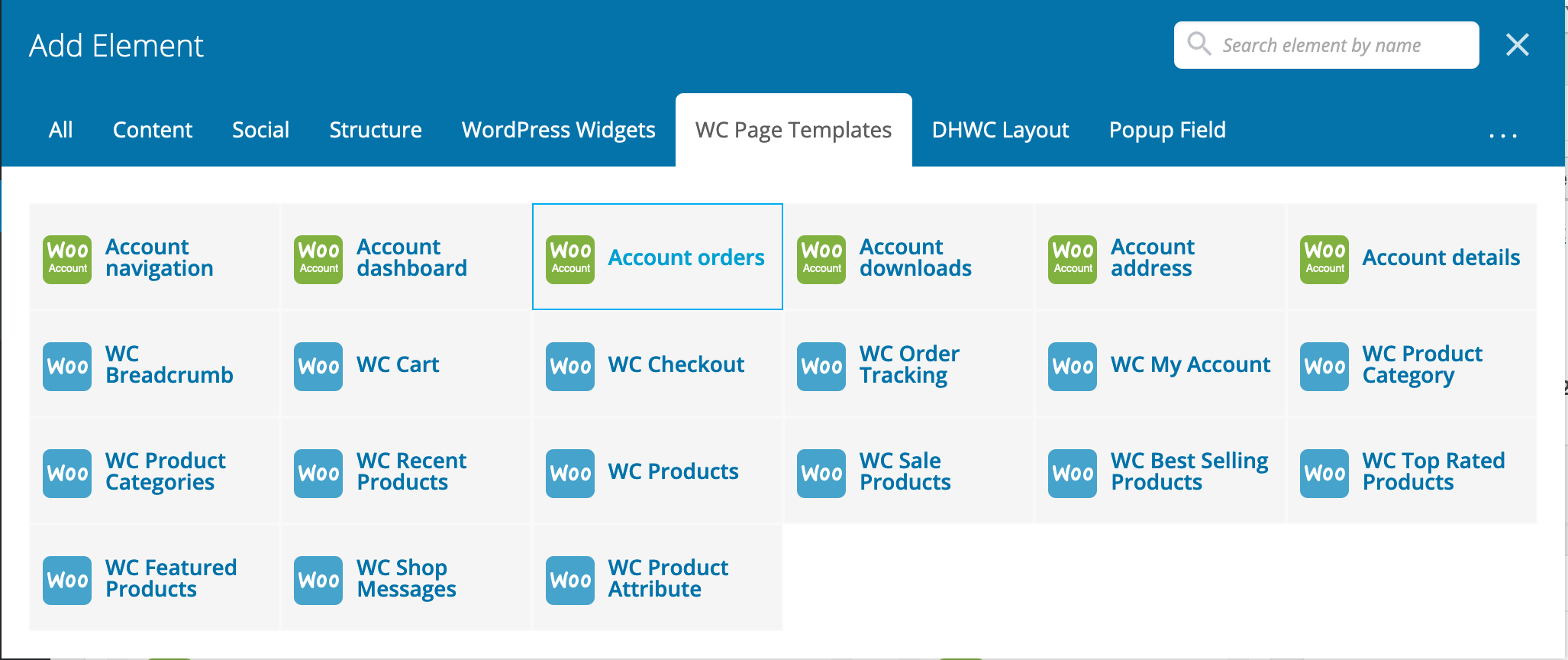 DHWCPage - WooCommerce Page Builder - 5
